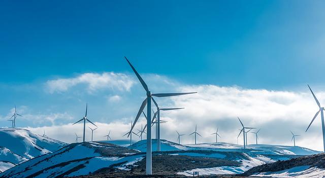 Wind as renewable resource